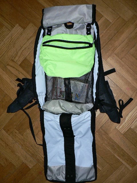 Ultra Bag 10L WAA pour Raid Runners